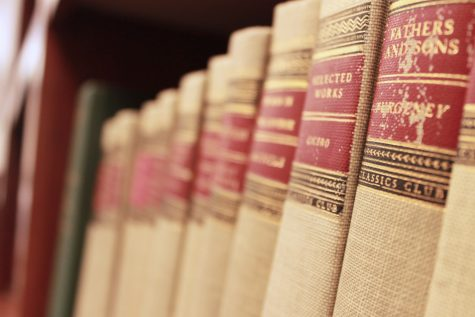 English Curriculum Refocuses Attention toward Classics: Young Adult Novels To Be Cut