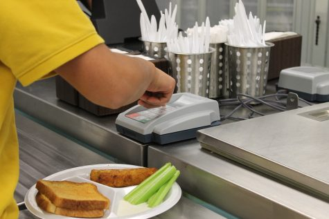 Lunch Staff Implements New Pin System