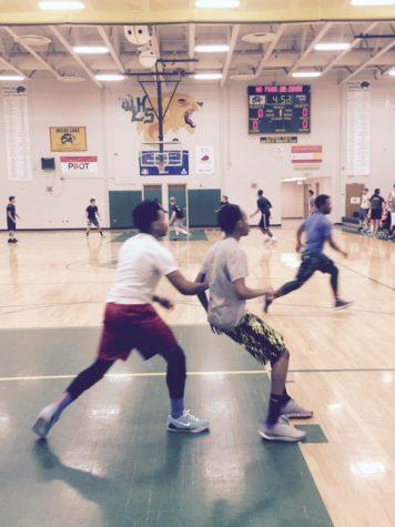 Hoops for Heart Raises $2,500 for Charity