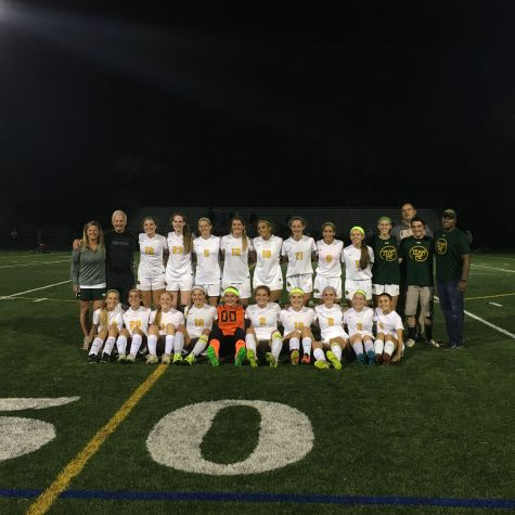 Girls Soccer Takes County Championship