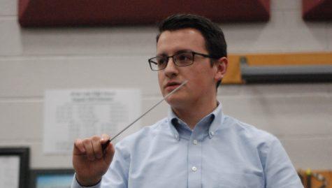 Mr. Meyers Brings Experiences To Teaching