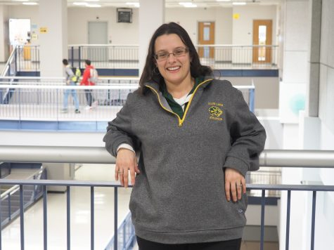 Ms. Sweitzer Returns to Coaching Wrestling