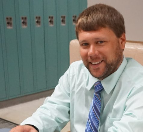Mr. Shea Comes to Wilde Lake After Experience as Paraeducator