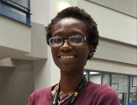 Ms. Essien Sees Internship as Path to Teaching Career