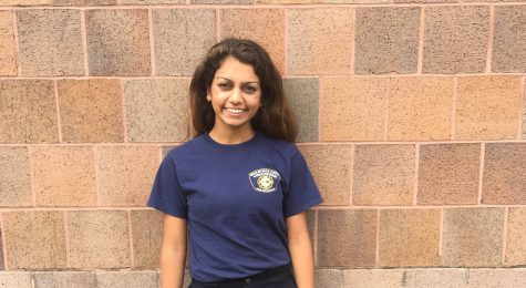 As Registered EMT, Andrea D'Souza Spent the Summer Saving Lives
