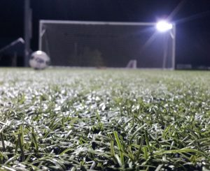 Turf fields have already replaced most practice fields in Howard County.
