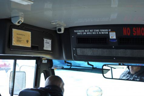 Camera Systems Installed on Howard County School Buses