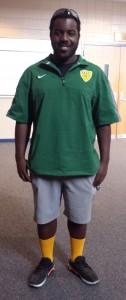 Ashwin Sundram (Coach Robinson)