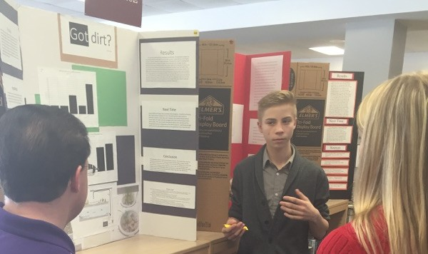 STEM Fair Showcases Student Passion for Science Experiments