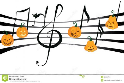 Halloween Lunch Jam Showcases Musical Talent from Music Department