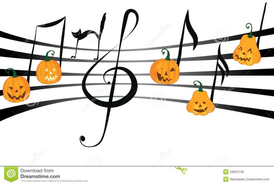 Halloween+Lunch+Jam+Showcases+Musical+Talent+from+Music+Department