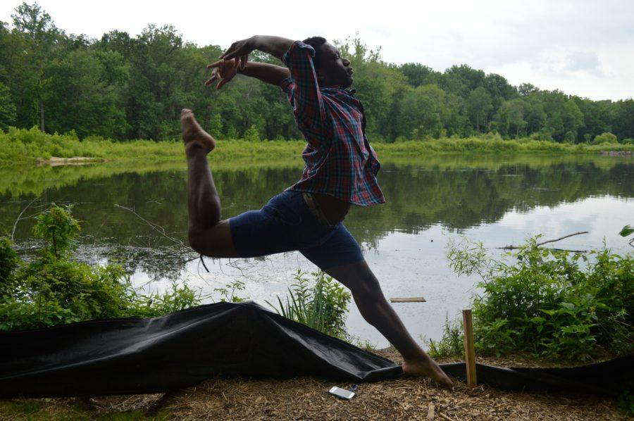 Male Dancers at Wilde Lake Break Stereotypes Through Creative Expression