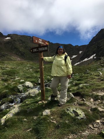 Ms. Franckowiak Studies Climate Change in Andorra