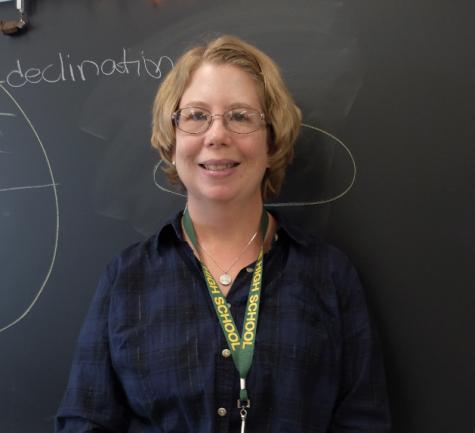 Erika Hite Brings Her Love of Science to Wilde Lake