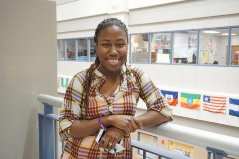 New Social Studies Teacher Brings Smiles To Student Faces