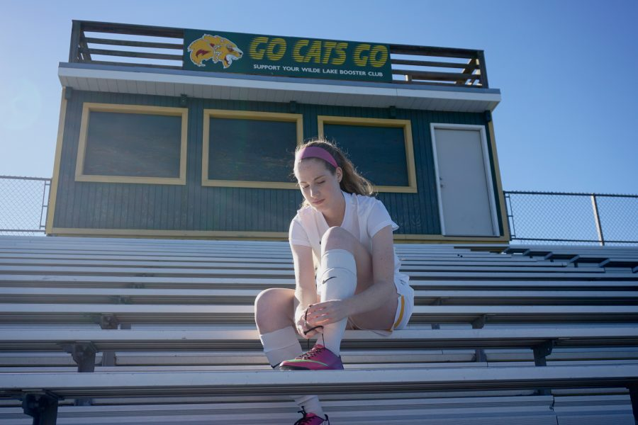 Soccer Standout Sydney McNamara Enters Final Season at Wilde Lake