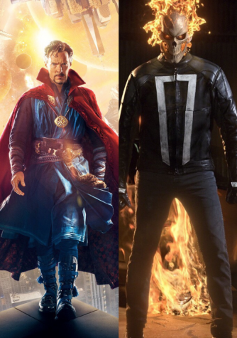 Doctor Strange and Ghost Rider Join the Marvel Universe