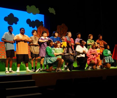 "Meet the Cast of ""You're A Good Man, Charlie Brown"""