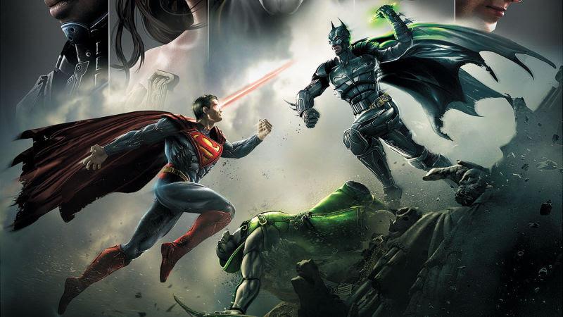 Good vs. Evil: The DC Story