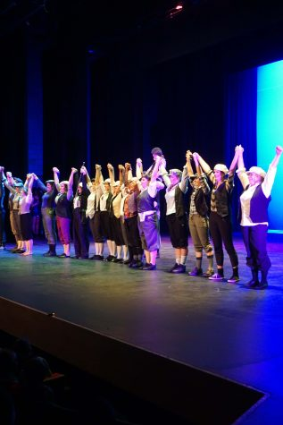 Wilde Lake Wins Second in the Bright Minds Dance Competition