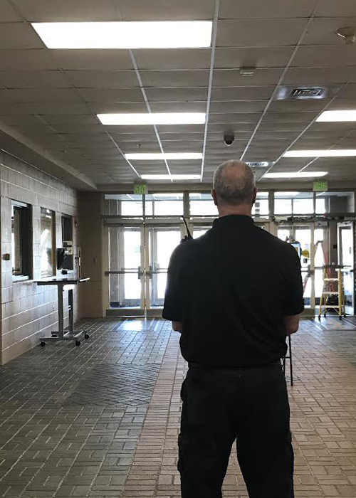 Howard County Makes Changes to Lockdown Procedures