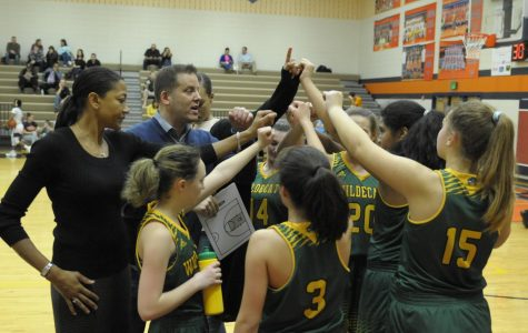 Girls JV Basketball Team Persists With Seven Players