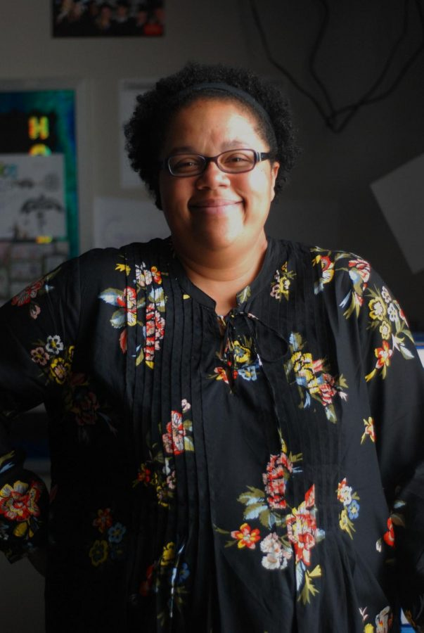 Ms. Nichols' Childhood Shapes Her Perspective of What a Teacher Should Be