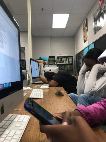 Video Conferencing Technology Connects Students and Teachers Across the County