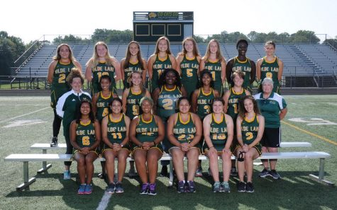 The 2018 WLHS Varsity Field Hockey Team. Submitted by Lifetouch.