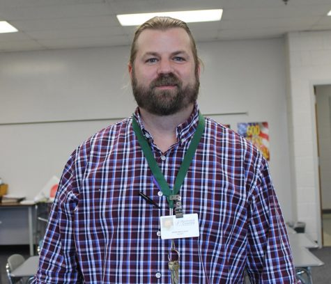 Mr. Wallace Returns to Howard County as a Government Teacher