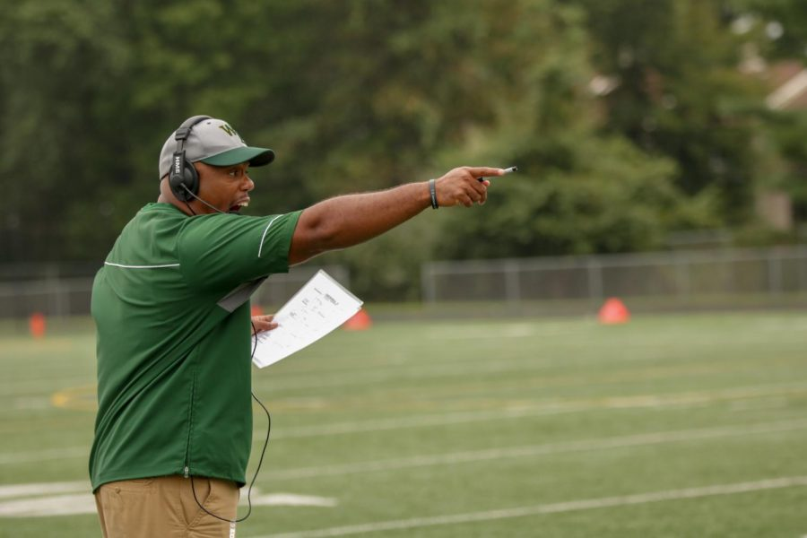 Coach Henderson Fills Head Coach Position for Upcoming Football Season