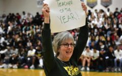Passionate English Teacher Ms. Kenney Wins Teacher of the Year