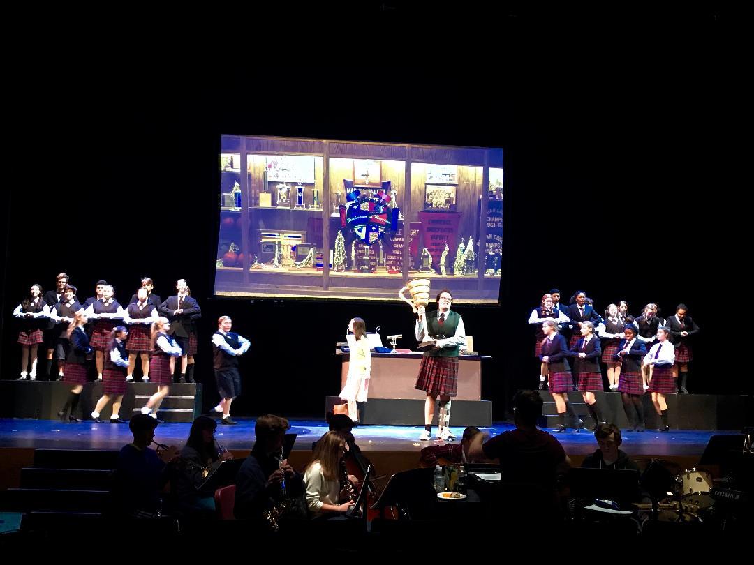 Wilde Lake High School Presents Matilda The Musical