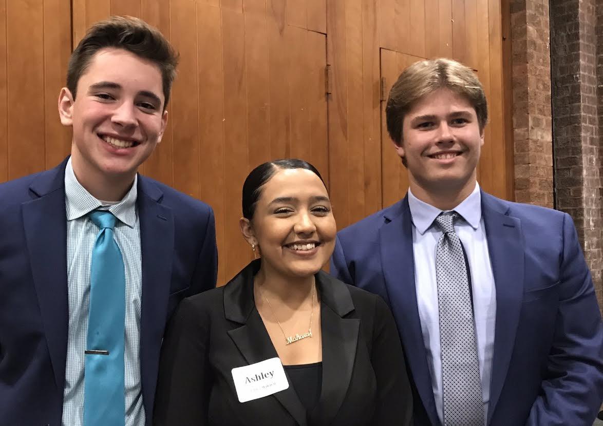 Wilde Lake Trio Graduates From Four Month Leadership U Program