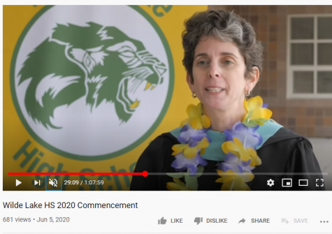 Principal Leonard's 2020 Commencement Speech