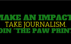 Make An Impact. Take Journalism. Join