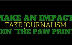 Make An Impact. Take Journalism. Join