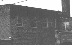 The Harriet Tubman Junior-Senior School, opened in 1949 and closed in 1965. It was the first school in Howard County from which Black students could gain a high school degree. Before Harriet Tubman, options for Black students to graduate high school were limited. (Photo from the Harriet Tubman Foundation of Howard County, Inc.)