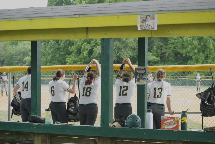 Wilde Lake Softball Makes a Playoff Run After Historic Season